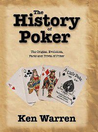 The History of Poker Book Cover