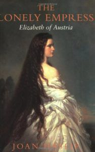 cover of The Lonely Empress by Joan Haslip