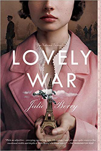 cover of The Lovely War