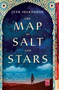 The Map Of Salt And Stars by Zeyn Joukhadar book cover