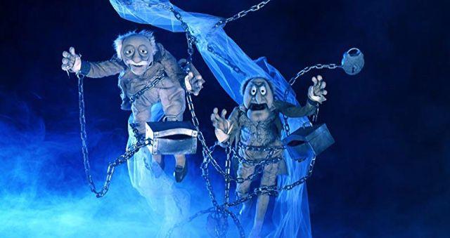 a christmas carol retellings - the muppet christmas carol