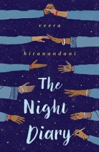 The Night Diary by Veera Hiranandani book cover