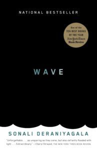Wave book cover