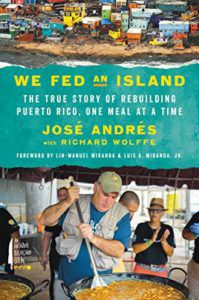 We Fed an Island book cover