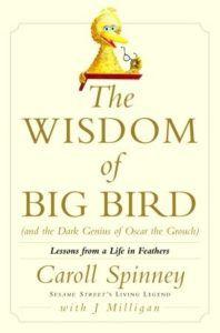 Wisdom of Big Bird cover
