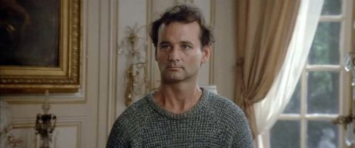 image of a young Bill Murray