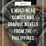 Read something new every day. Start with these must-read graphic novels and comics from the Philippines. | BookRiot.com | Philippines | Asian literature | Filipino literature | Philippine literature | Trese |