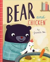 Bear and Chicken_Jannie Ho