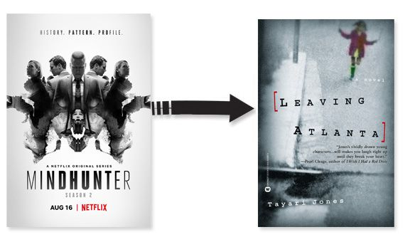 Mindhunter poster Leaving Atlanta cover image