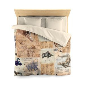 Harry Potter Duvet Cover with Fantastic Beasts