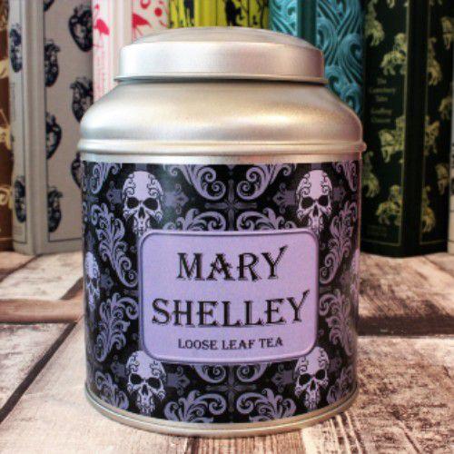 Mary Shelley Tea by LiteraryTeaCompany