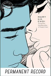 Mary HK Choi new book cover revealCredit: ohgigue