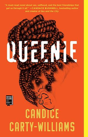 cover of Queenie by Candice Carty-Williams