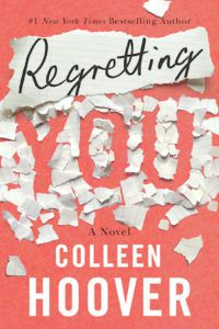 cover of regretting you by colleen hoover