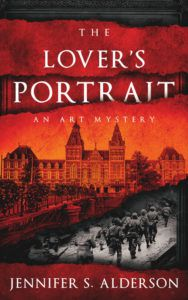 The Lover's Portrait cover