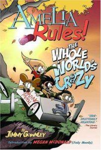 amelia rules cover image