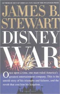 DisneyWar cover