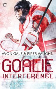 cover of Goalie Interference by Avon Gale and Piper Vaughn