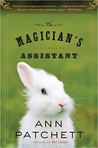 book cover of magician's assistant by Ann Patchett