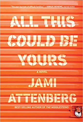 cover of all this could be yours by Jami Attenberg