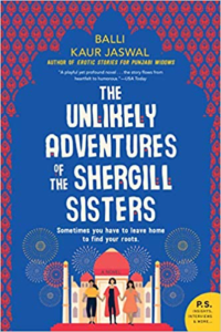 cover of The Unlikely Adventures of the Shergill Sisters by Balli Kaur Jawal