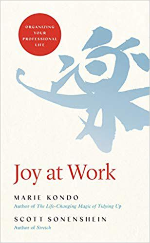 Joy At Work book cover