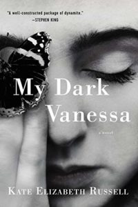 Capa do livro My Dark Vanessa