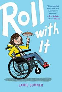 Roll With It from Feel-Good Middle Grade Books | bookriot.com