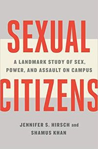 Sexual Citizens by Jennifer S. Hirsch and Shamus Khan book cover image