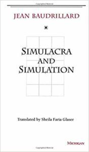 Simulacra and Simulation Cover