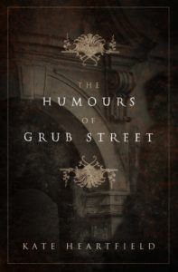 The Humours of Grub Street from 20 Must-Read 2020 SFF Books | bookriot.com