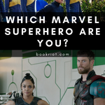 Which Marvel Superhero Are You