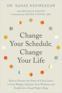 Change your schedule, change your life book cover