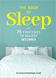 The Book of Sleep book cover