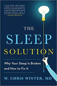 The Sleep Solution book cover