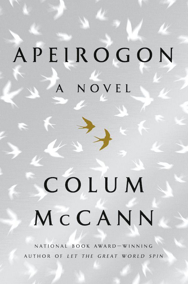 cover of apeirogon by Colum McCann