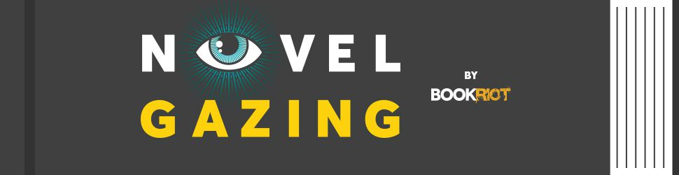 Novel Gazing podcast ad