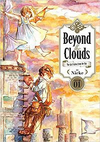 Beyond the Clouds volume 1 cover - Nicke