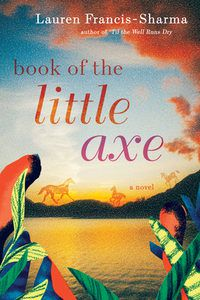 Book of the Little Axe cover