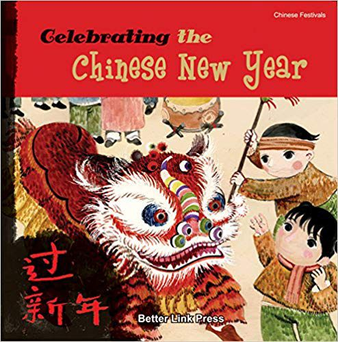 Celebrating the Chinese New Year book cover