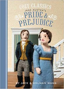 Cozy Classics Pride & Prejudice Book Cover