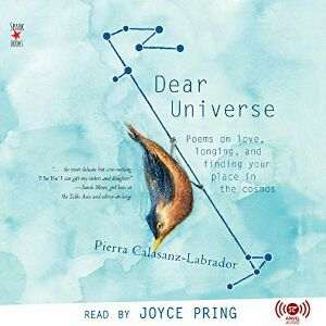 Dear Universe: Poems on Love, Longing, and Finding Your Place in the Cosmos by Pierra Calasanz-Labrador