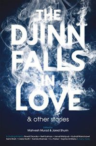 The Djinn Falls in Love Anthology cover