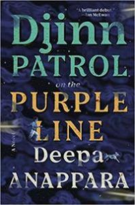 Djinn Patrol on the Purple Line cover image