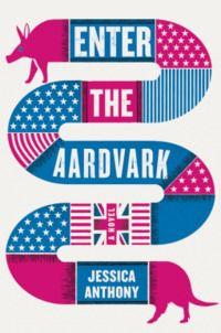 Enter the Aardvark cover