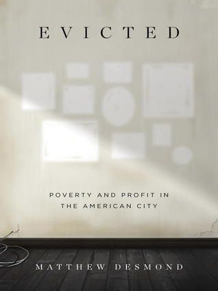 Evicted by Matthew Desmond cover
