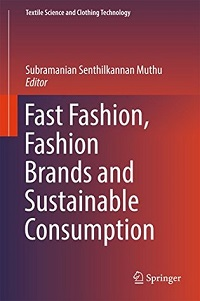 Fast Fashion, Fashion Brands, and Sustainable Consumption