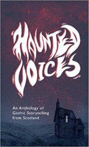 Haunted Voices Anthology cover