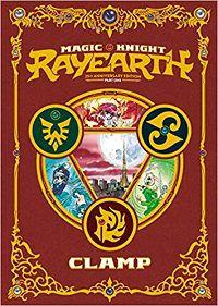 Magic Knight Rayearth boxset 1 - CLAMP