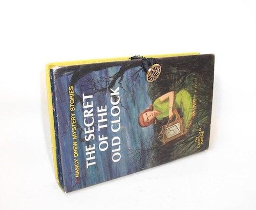 Nancy Drew book purse